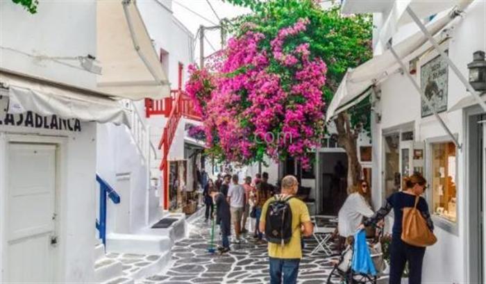 厲害了!希臘米科諾斯島上榜全球最美街區!