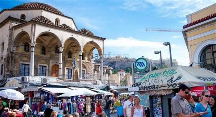 """希臘10月旅游收入達14.42億歐元,經濟""""中流砥柱""""發力了!"""