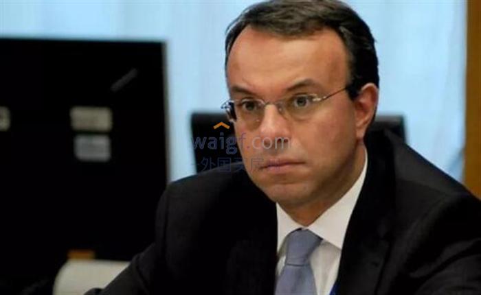 希腊财政部长:对明年希腊经济能够实现强劲增长充满信心