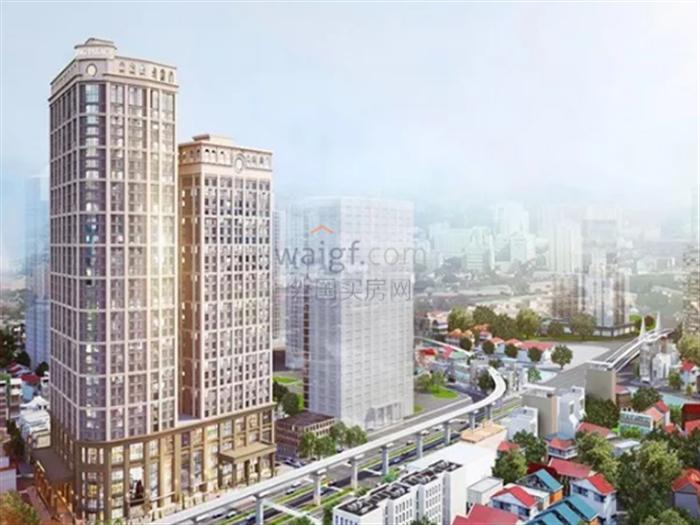 """胡志明""""一號地鐵計劃""""2021年通車?房價自然穩步上升"""